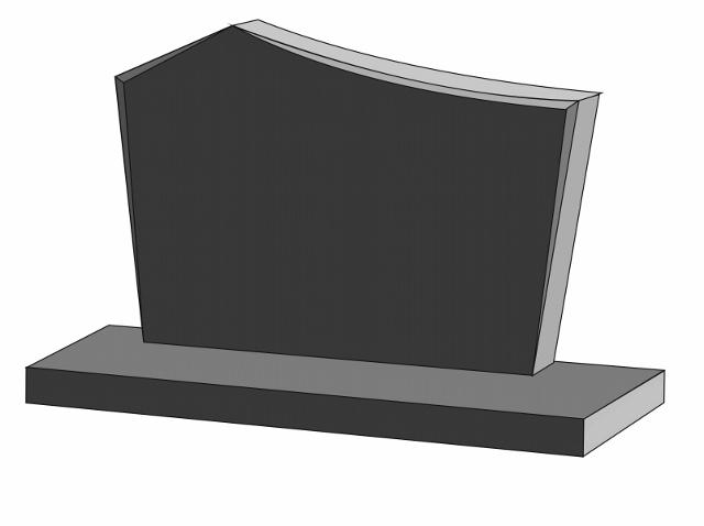 Radek Spurný - VeRaSTONE - Kamenictví - Dvouhrobové nápisové desky