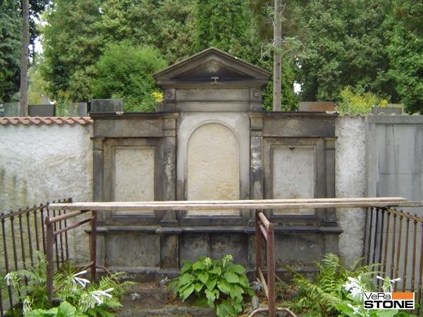 Renovace Hrobù a Pomníkù Hradec Králové - VeRaSTONE
