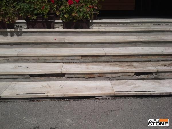 Renovace a opravy kamene - Kamenictví VeRaSTONE Hradec Králové